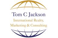Tom C Jackson Internacional Realty, Marketing & Consulting Logo